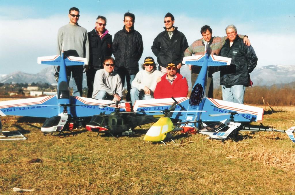 AirModelClub, amici con la passione per tutto ciò che vola